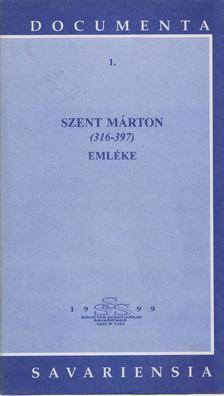 Pusztay János - Szent Márton (316-397) emléke [antikvár]