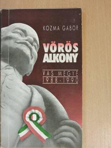 Kozma Gábor - Vörös alkony [antikvár]