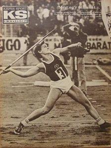 Faludi Gábor - Képes Sport 1970. augusztus 25. [antikvár]