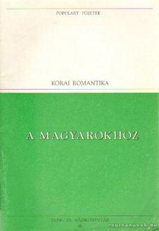 BERZSENYI DÁNIEL - A magyarokhoz [antikvár]