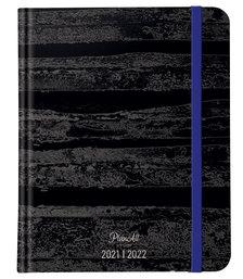 Diák tervező naptár B5 - 2021-2022 - Iron