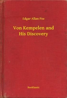 Edgar Allan Poe - Von Kempelen and His Discovery [eKönyv: epub, mobi]