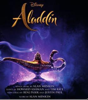 FILMZENE - Aladdin - CD