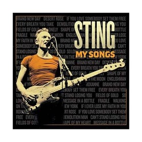 Sting - MY SONGS CD STING - DELUXE VERSION