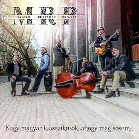 Magyar Rhapsody Projekt - Magyar Rhapsody Projekt - CD