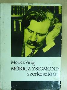 Móricz Virág - Móricz Zsigmond szerkesztő úr [antikvár]