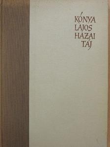 Kónya Lajos - Hazai táj [antikvár]