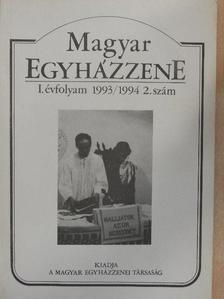 Aranyszájú Szent János - Magyar Egyházzene 1993/1994 2. [antikvár]