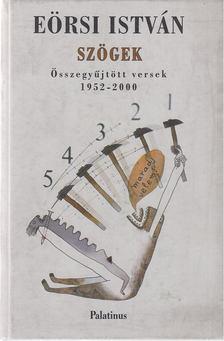 Eörsi István - Szögek [antikvár]