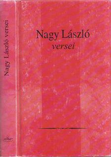 Nagy László - Nagy László versei [antikvár]