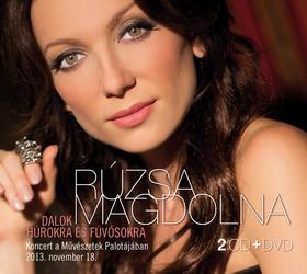Rúzsa Magdi - Rúzsa Magdi - Dalok húrokra és fúvósokra 2CD+1DVD