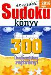 Az eredeti Sudoku 2016 nyári könyv