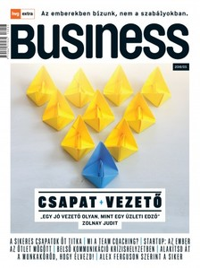 HVG Extra Business - Csapat+vezető [eKönyv: pdf]