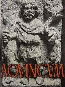 Szilágyi János - Aquincum [antikvár]