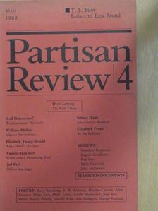 Jed Perl - Partisan Review 4/1988 [antikvár]