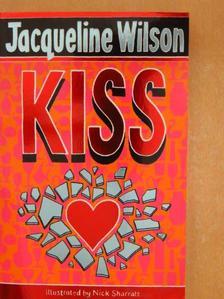 Jacqueline Wilson - Kiss [antikvár]