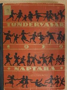 Altay Margit - A Tündérvásár Képes Kalendáriuma 1929 [antikvár]
