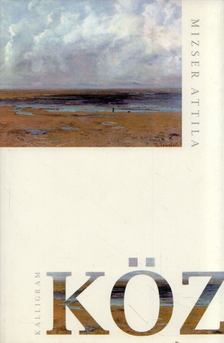 Mizser Attila - Köz [antikvár]
