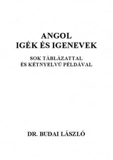Budai László - Az angol igék és igenevek [eKönyv: pdf, epub, mobi]