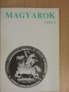 Antonio Gamoneda - Magyarok 1990/9. [antikvár]
