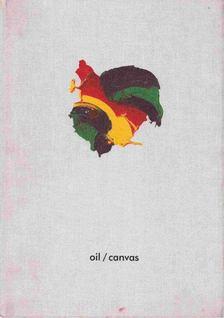 BEKE LÁSZLÓ - Oil / canvas [antikvár]