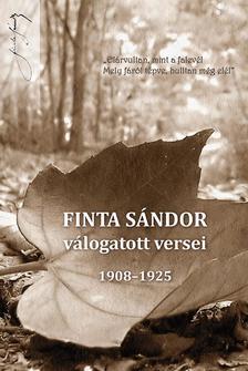 Finta Sándor - Finta Sándor válogatott versei