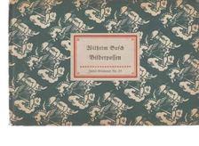 Wilhelm Busch - Bilderpossen [antikvár]