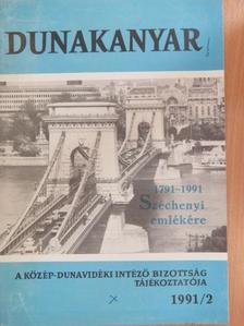 Agócs József - Dunakanyar 1991/2. [antikvár]