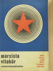 Jenei György - Marxista vitakör [antikvár]