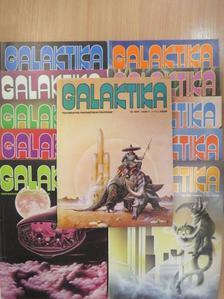 Ben Bova - Galaktika 112-114., 116-123. (nem teljes évfolyam) [antikvár]