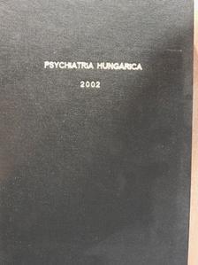 Baran Brigitta - Psychiatria Hungarica 2002/1-6. [antikvár]
