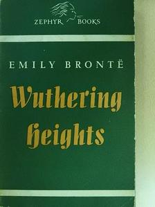 Emily Brontë - Wuthering Heights [antikvár]