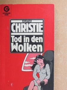Agatha Christie - Tod in den Wolken [antikvár]