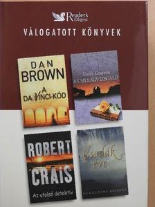 Dan Brown - A Da Vinci-kód/A csillagvizsgáló/Az utolsó detektív/Csodák éve [antikvár]