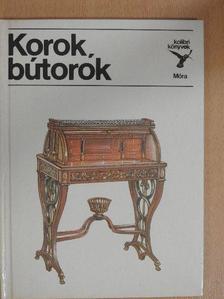 Kiss Éva - Korok, bútorok [antikvár]