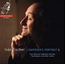 Fischer Iván - COMPOSER'S PORTRAIT 1 CD