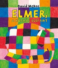 David McKeegan - Elmer, a kockás elefánt