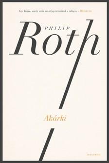 Philip Roth - Akárki [eKönyv: epub, mobi]