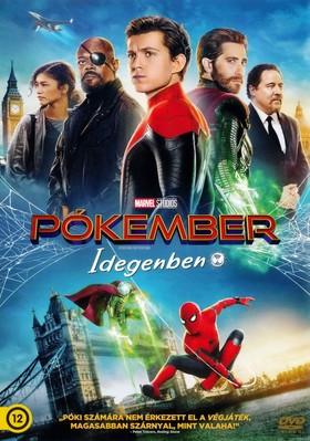 Pókember: Idegenben - DVD