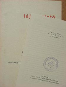 Bernáth József - Tájékoztató 1982/1. [antikvár]