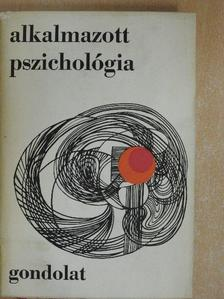 Drietomszky Jenő - Alkalmazott pszichológia [antikvár]