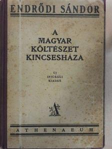 Ábrányi Emil - A magyar költészet kincsesháza [antikvár]