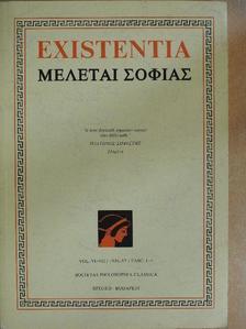 András Gausz - Existentia 1996-97/1-4. I. [antikvár]