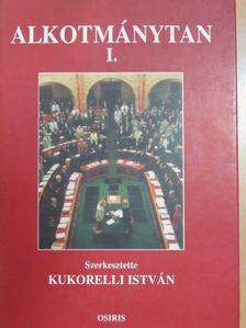 Dezső Márta - Alkotmánytan I. [antikvár]