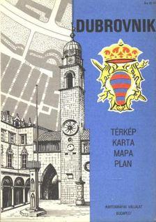 Dubrovnik (térkép) [antikvár]