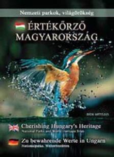 ÉRTÉKŐRZŐ MAGYARORSZÁG - CD-ROM -