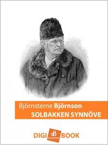 Björnson Björnsterne - Solbakken Synnöve [eKönyv: epub, mobi]