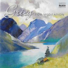 GRIEG FOR MEDITATION CD