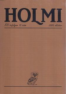 Réz Pál - HOLMI 2009. október [antikvár]