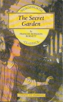 Frances Hodgson Burnett - The Secret Garden [antikvár]
